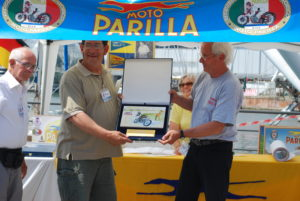 2016 Parilla Preservation Award